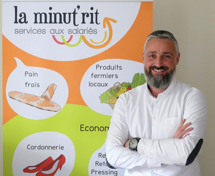 Une conciergerie d'entreprise s'installe au centre d'affaires de la Jonxion à Meroux