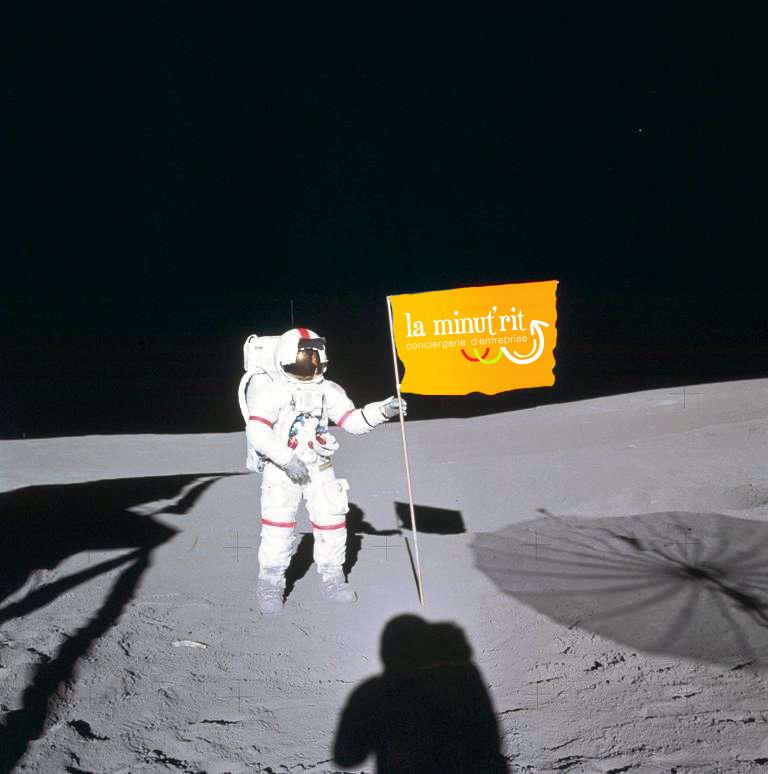 La conciergerie pour la NASA
