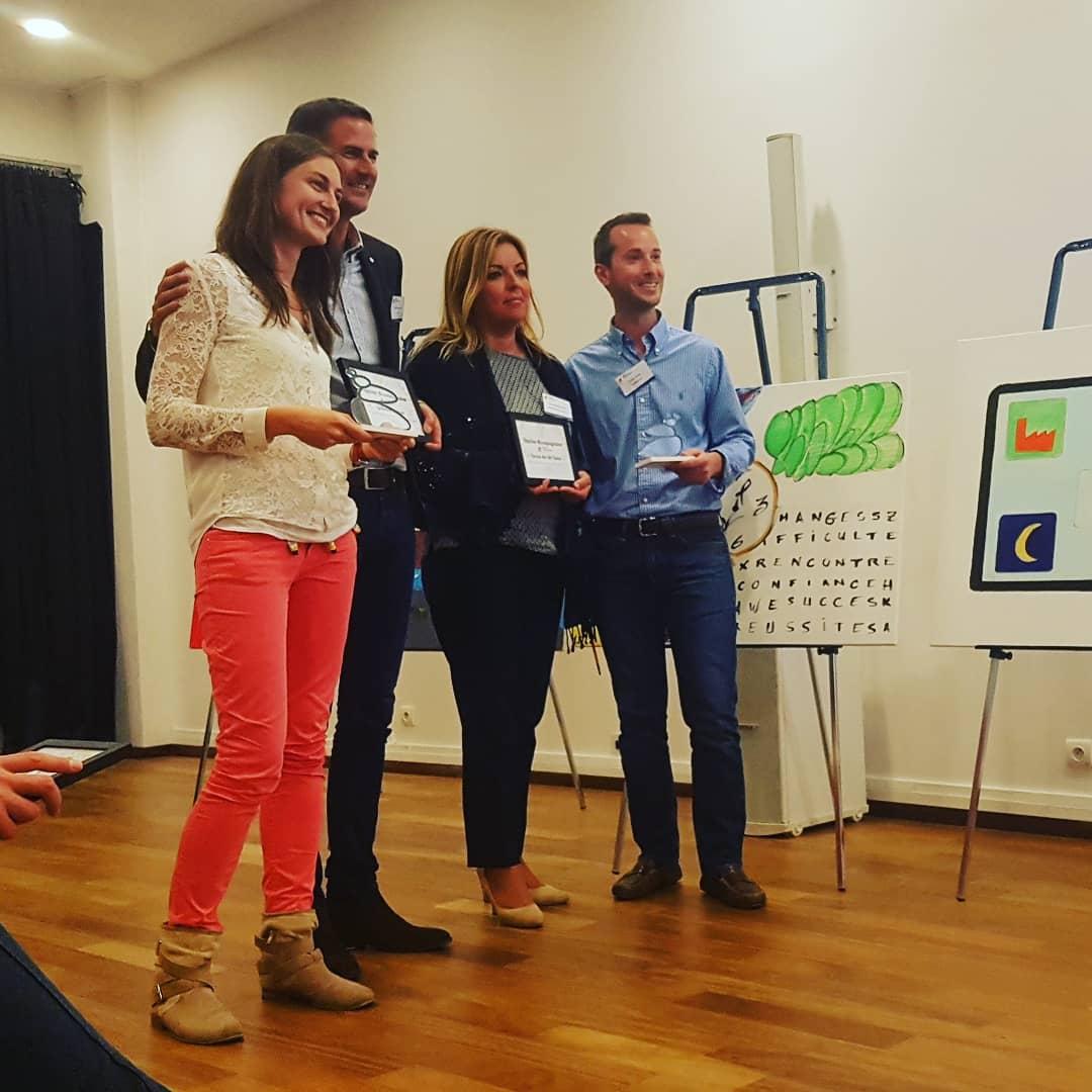 Antoine et Cécile, Lauréats Booster de Réseau Entreprendre