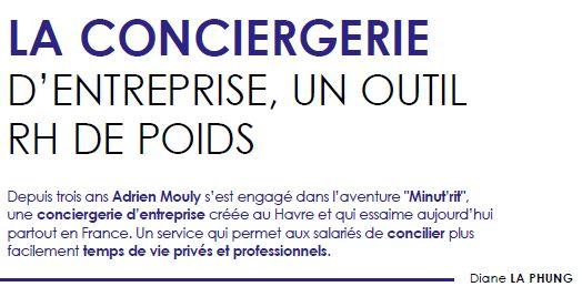 Votre conciergerie dans le Picardie La Gazette