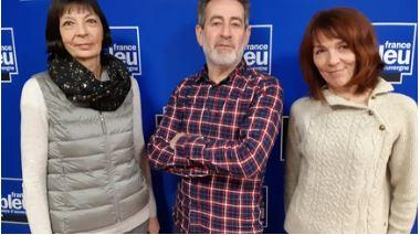 Nos franchisées La Minut'rit à la radio !