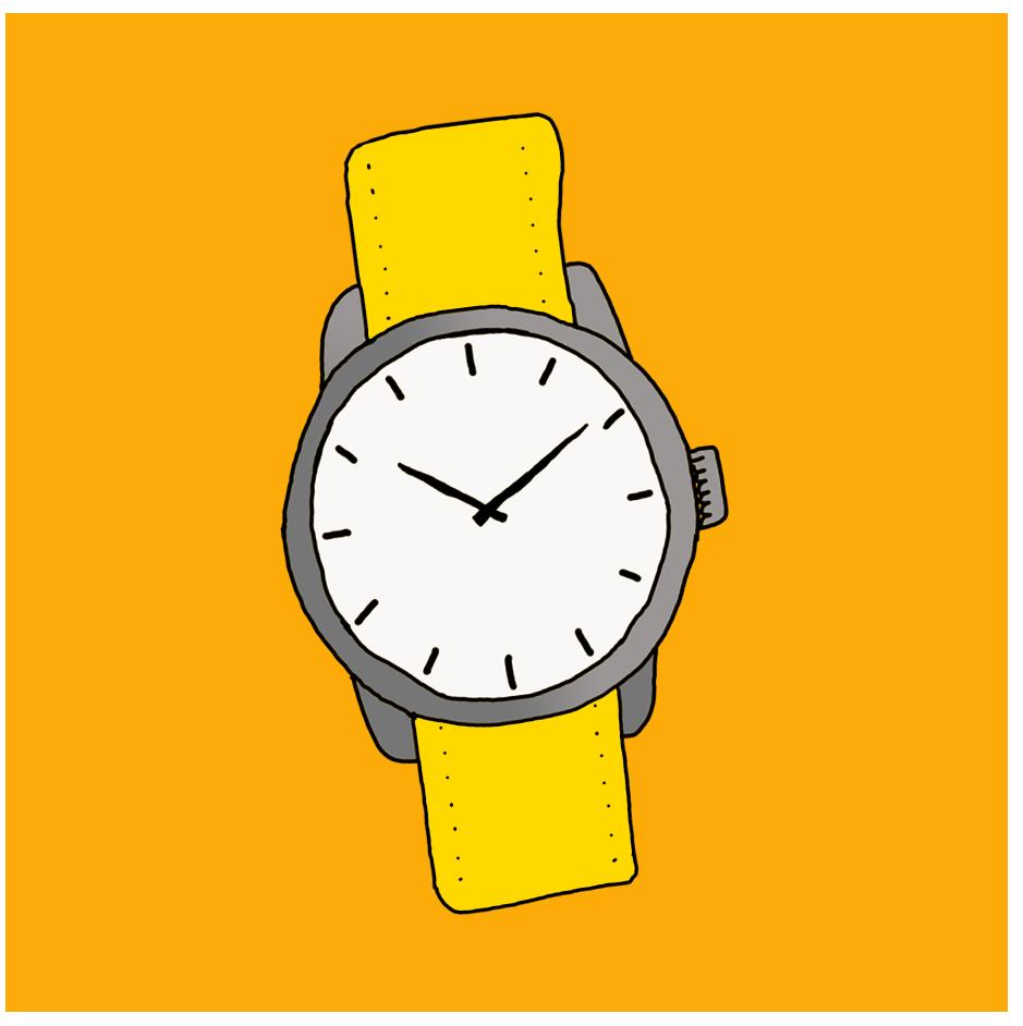 montre-temps