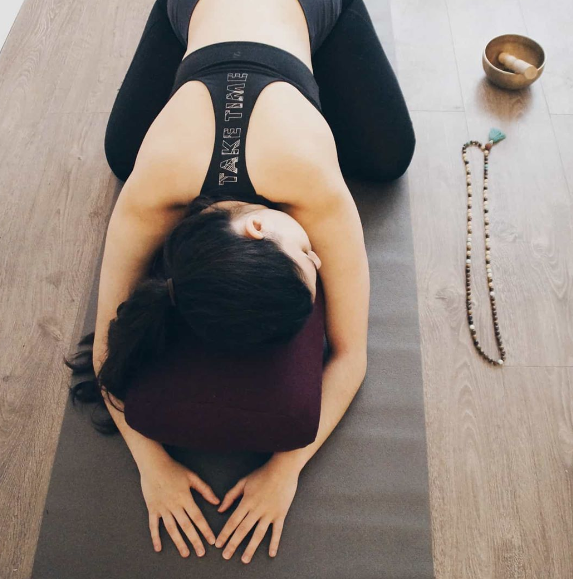 Yoga & Relaxation : Cours en visio