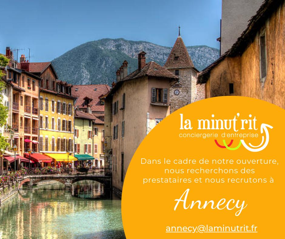 conciergerie à Annecy et Thonon les bains
