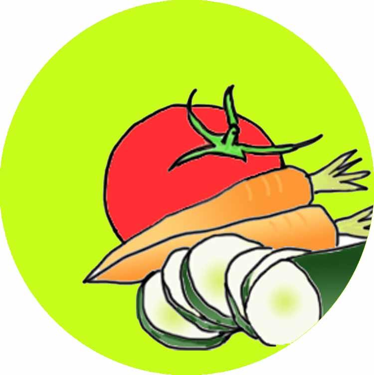 légumes de saison tomate concombre