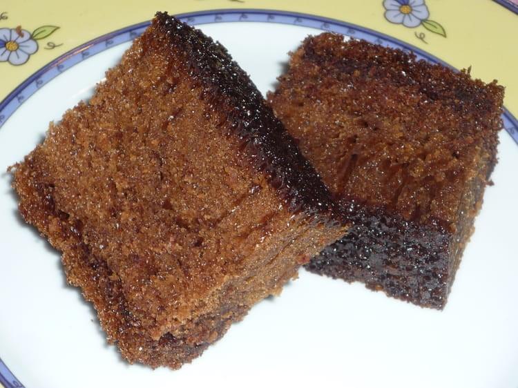 gâteau à la canelle