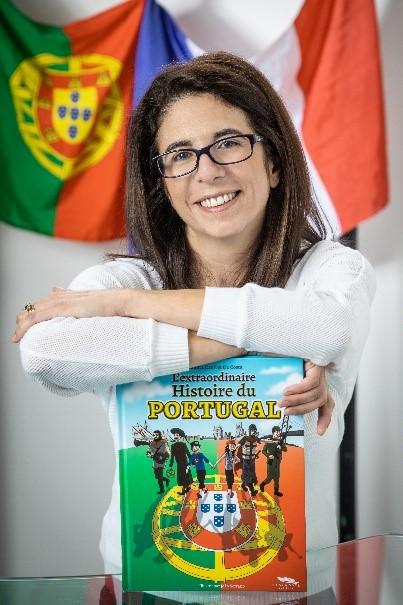 Sandra Canivet Da Costa, L'Extraordinaire Histoire du Portugal