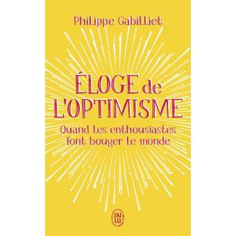 éloge de l'optimisme Gabilliet